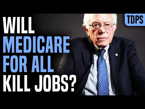 But Medicare-for-All Will KILL JOBS!