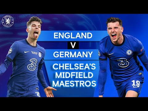 England v Germany | Who Will Be The Key Man? | Mason Mount & Kai Havertz