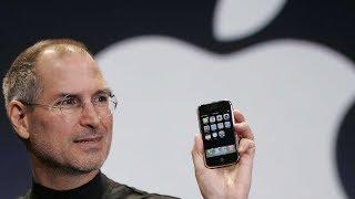 Юбилей Apple: 10 лет назад первые iPhone появились на рынке