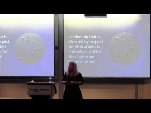 IMPACT Speaker - Julia Davis