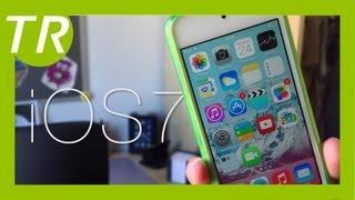 iOS 7 Installation & Setup (iPhone 5s, iPhone 5c) [Deutsch] [FullHD]