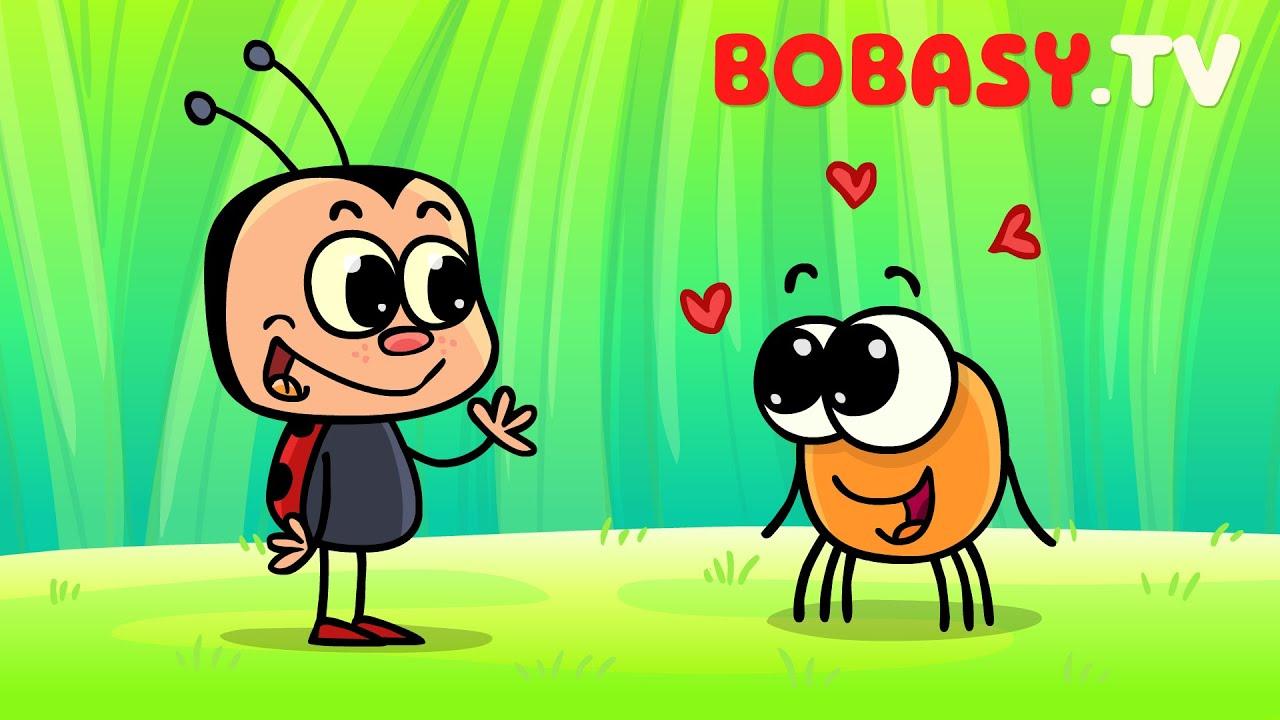 Download Tyciutki i Przyjaciele - Piosenka dla Dzieci - Bobasy TV