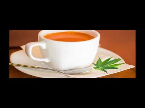 The Health Benefits of Marijuana tea