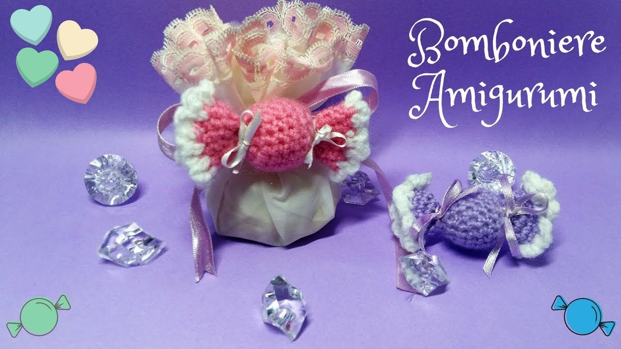 crochet wedding favors free patterns | Grandmother's Pattern Book ... | 720x1280