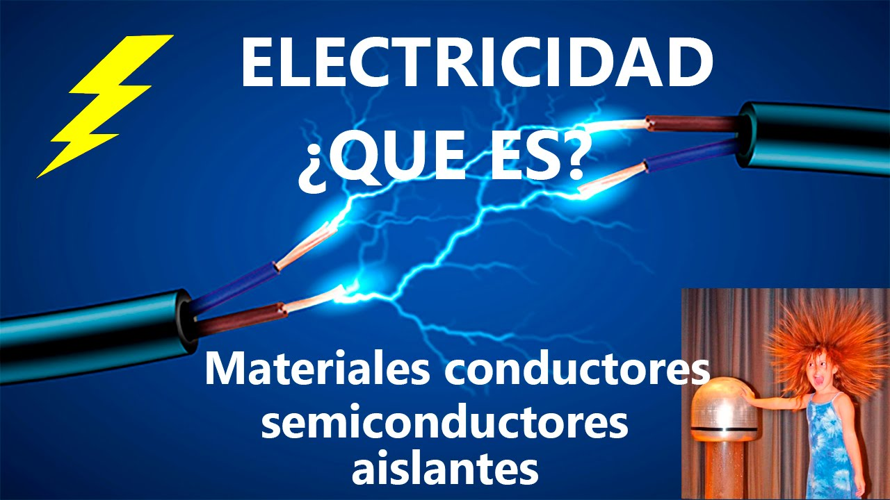 Fundamentos 1 electricidad que es conductores y for Electricidad
