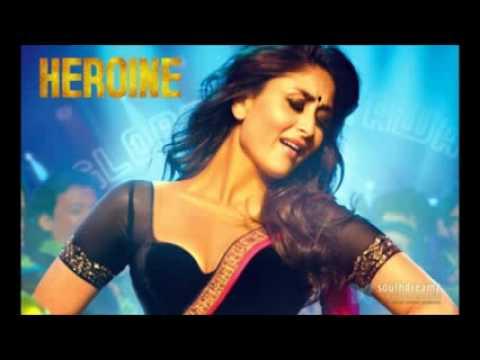 Main Heroine Hoon With Lyrics - Heroine (2012) - Official HD Video Song