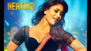 Main Heroine Hoon With Lyrics - Heroine (2012) - Official HD Video Song