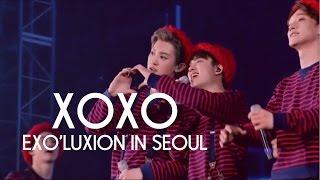 #14 EXO _ XOXO _ The Exo'luxion In Seoul DVD