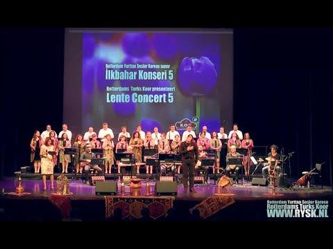 Rotterdam Yurttan Sesler Korosu 2018 Ilk Bahar Konseri