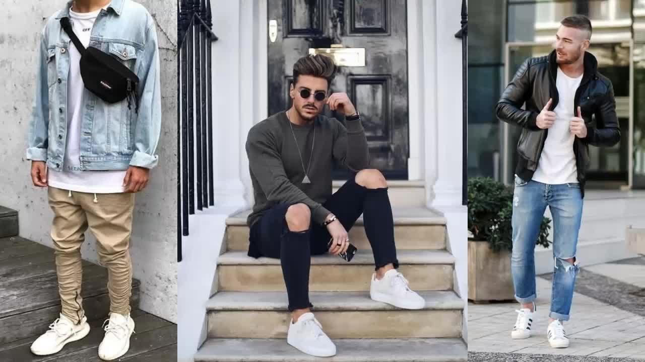 Moda casual hombre 2020
