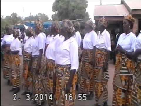 Consecration Ceremony of New South Sudanese in Juba part 4