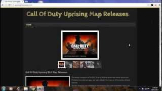 Call Of Duty Uprising DLC Free Download