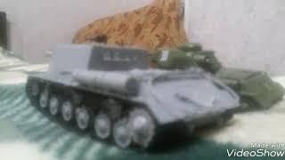 ИСУ-152 на защите нашей страны!