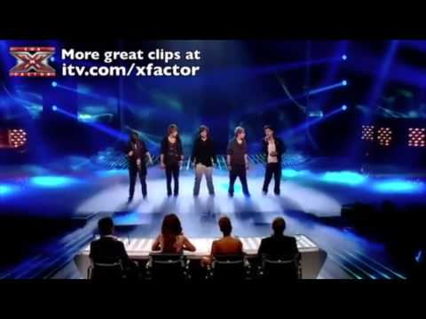 All One Direction's X-Factor Performances in 2010