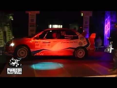 ISEUM Rallye  Nagy Mátyás  Nagy Tamás
