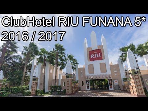 RIU FUNANA - 5* - KAPVERDEN - SAL - TEST / ERFAHRUNGSBERICHT - DEUTSCH - 2016/2017