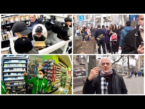 Yerevan, 13.02.21, Sa, Arevtri K., Erkrasharzh, Rudolf Kharatyan   ,