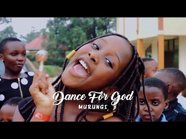 Dance for God by Murungi (Official video 2021)