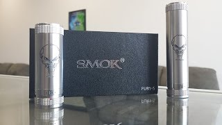 Vaping Product Review: Smok Fury S From Electra Vapor