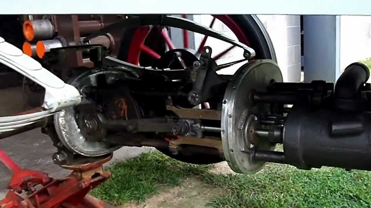 Stanley Steam Car 1908 Model K Restoration Project Youtube