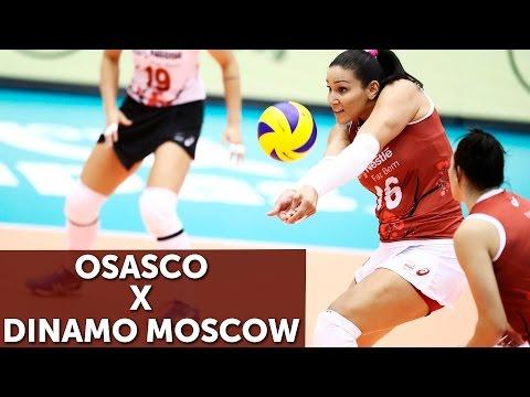 OSASCO x DINAMO MOSCOW | 5º Lugar | Mundial de Clubes de Vôlei Feminino