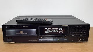 Pioneer PD-6500 CD Player - Vintage HiFi