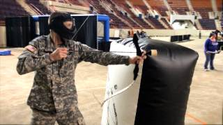 Archery Tag Salutes the U.S. Armed Forces