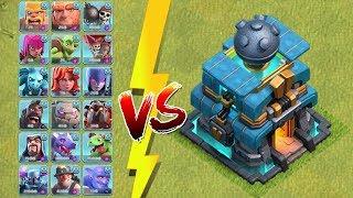 ALLE TRUPPEN vs RATHAUS 12! 💓 Clash of Clans 💓 CoC