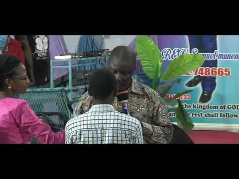 Mungu azidi kuponya na kuokoa nchini Kenya kupitia nabii Joseph petro