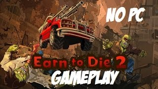 Gameplay Earn to Die 2 no PC + Download
