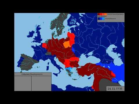 History Of WWI Every Day История ПМВ по дням