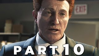 SPIDER-MAN PS4 Walkthrough Gameplay Part 10 - NORMAN OSBORN (Marvel