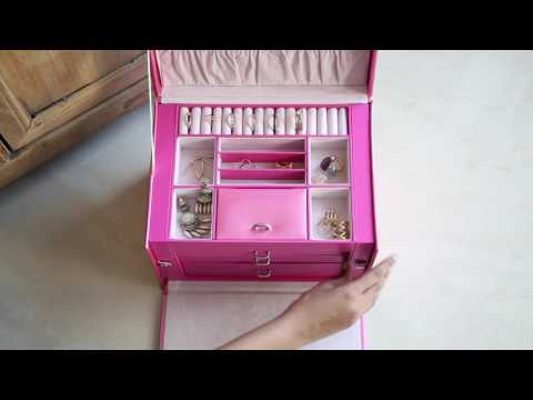 The Biggest Jewelry Storage Box