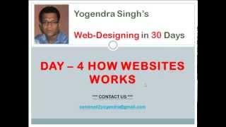 How Websites Works | How Do Website Works | Website Works