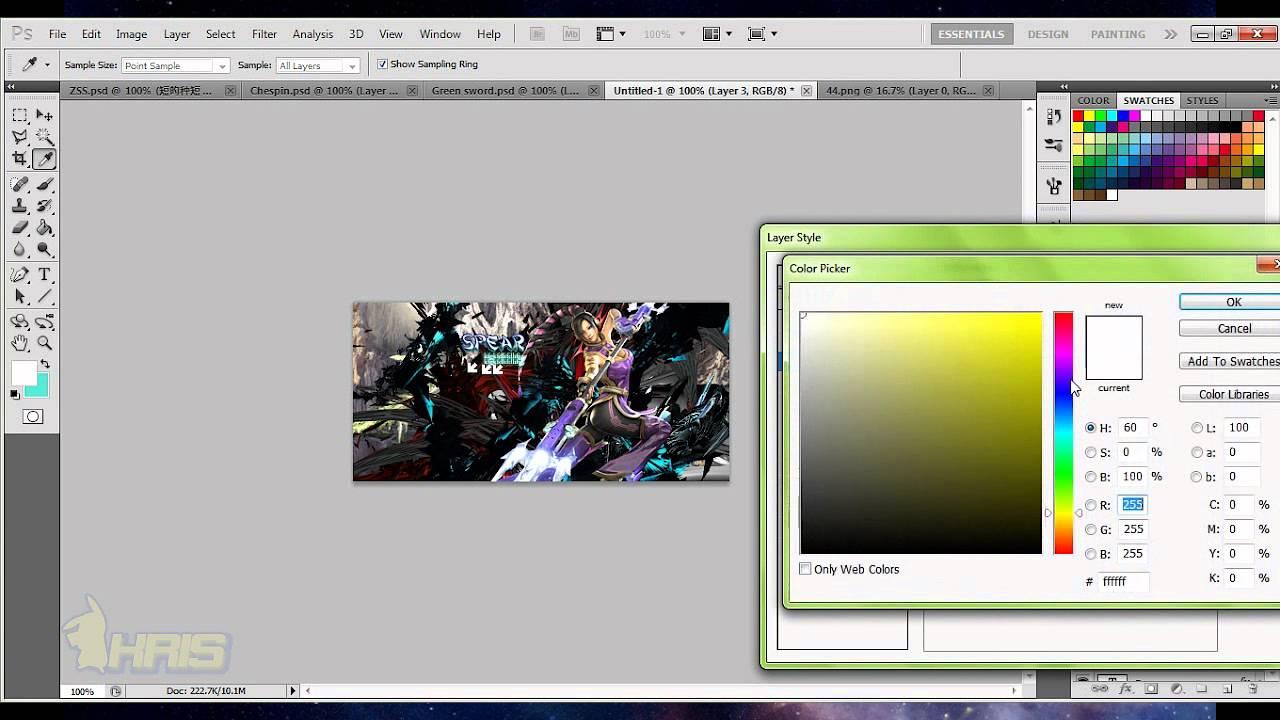 Adobe photoshup smudge signature tutorial смотреть онлайн на hah.