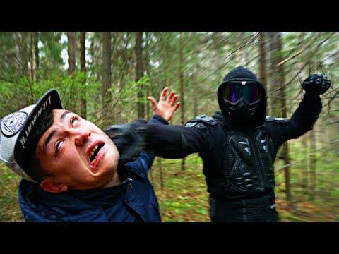 Мы отправились в лес, чтобы спасти прыгуна, но что то пошло не по плану