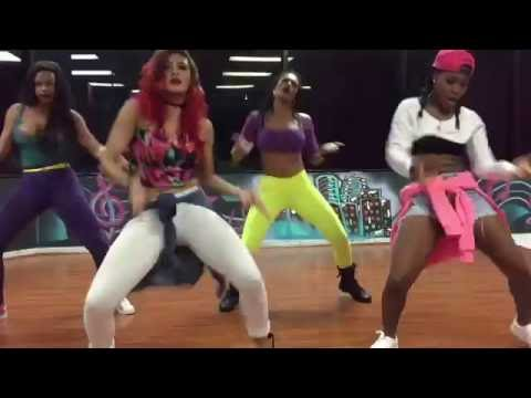 Daddy Yankee - Shaky Shaky - Coreografia (Panamá)