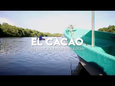 El Salvador Travel: El cacao en la Bahía de Jiquilisco