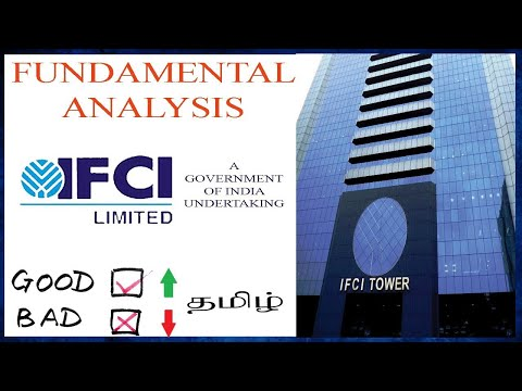 IFCI | Fundamental | SWOT | TECHNICAL | Analysis | Tamil | Gaga Share | Ganesh Gandhi | Upstox |