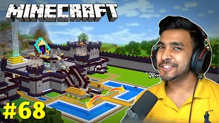 SWIMMING POOL IN MY CASTLE | MINECRAFT GAMEPLAY #68