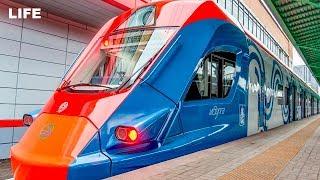 Скачать В метро Москвы готовятся к запуску МЦД 1 и МЦД 2