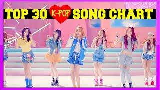 K-ville's [top 30] k-pop songs chart - june 2016 (week 2)