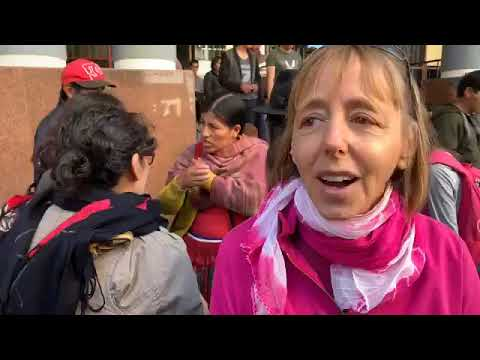 Bolivia: Protesters and bystanders arrested without legal hearing