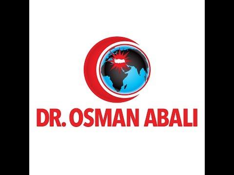 Doç. Dr. Osman Abalı Kimdir?