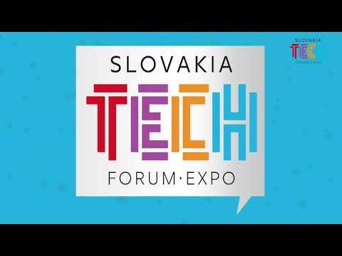 8.11.2018 SLOVAKIA TECH Expo Forum 2018