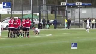 A-Junioren - VfR Aalen vs. SSV Ulm 1846 Fussball 1-0 - Jonathan Sedlmayer