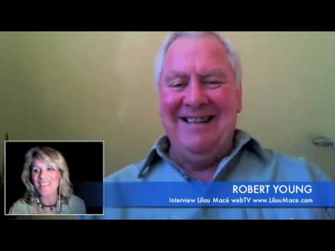 Robert Young: Meet a walk in!!!!! New frequency? new Consciousness?