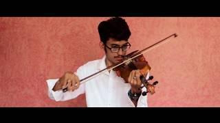 Navaneeth Swaminathan Violinist - Showreel (2017) | Live Recording | HD