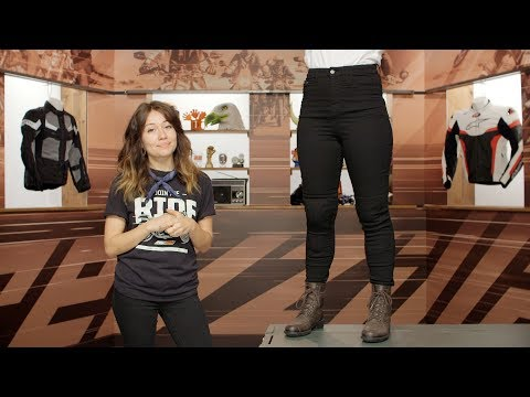 239422274655c Bull-it SP120 Lite Fury Jeggings Review - YouTube