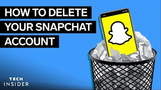 How To Delete Your Snapchat Account
